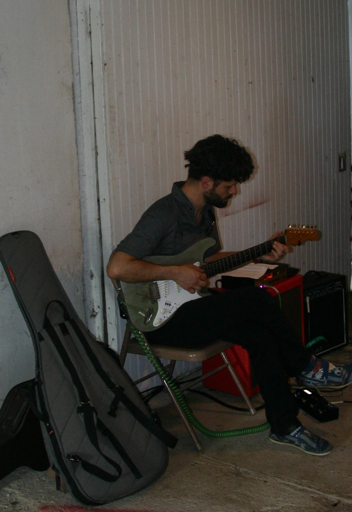 Day 1 GUITAR PLAYER